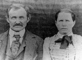 R.G. and Barbara Spurling. Courtesy of Harvest Temple