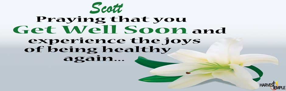 Prayer for Scott